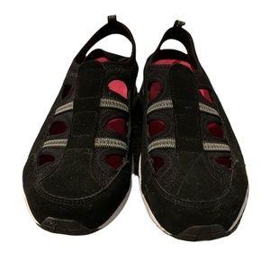 Easy Spirit Walkjumps Slip On Shoes Black size 6.5